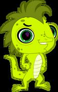 Bruce the iguana by fercho262-d6yf2zo
