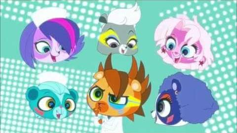 Littlest Pet Shop Humanarian HD (French)