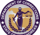 San Andreas Department of Corrections