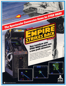Empire arcade flyer