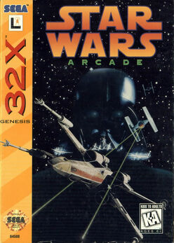 Star Wars Arcade for Sega 32X