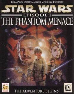 The phantom menace video game