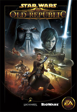 Star Wars- The Old Republic cover
