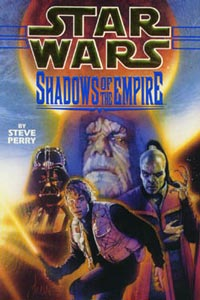 Shadows of the empire bookcover