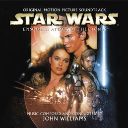 Star Wars Episode II Attack of the Clones (soundtrack)