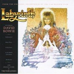Labyrinth (David Bowie album) coverart