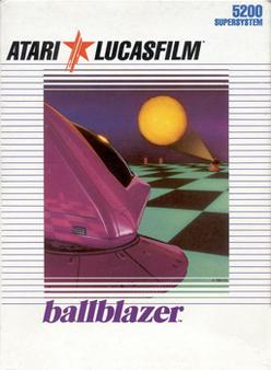 Ballblazer Coverart