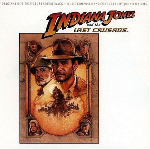 File:Indiana Jones and the Last Crusade Soundtrack.jpg