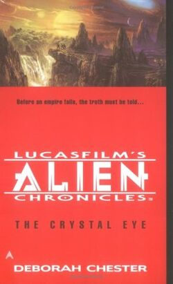 Alien Chronicles-The Crystal Eye