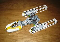 Y-Wing Fighter - Star Wars
