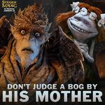 Don't Judge a Bog by his Mother Strange Magic