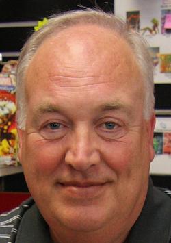 Brian Muir portrait