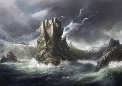 Castle Scarlet