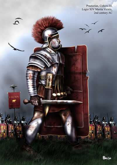 Praetorian Gaurd