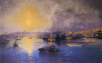 Constantiniople Port