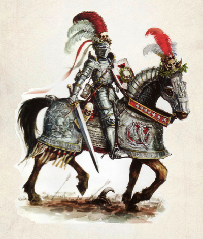 Knightly Orders of The Empire