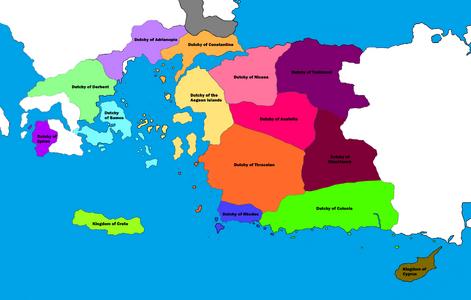 Byzantine Empire - Internal Politics