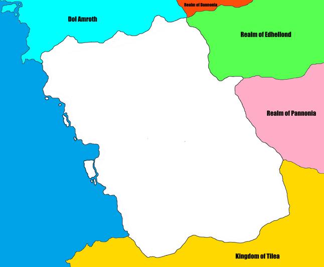 Estalia - Borders