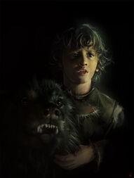 Rickon Starke