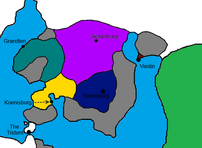 City States of Divine Lands - Maps