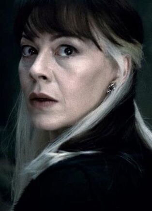 Narcissa Malfoy dh part2