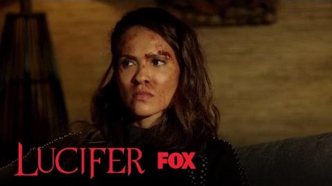 Maze Is Pissed At Lucifer Season 2 Ep