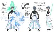 Yoshichika x Athena (Art Design)