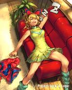 Blissfully Returning to Sleep, Chloe (Full Art)