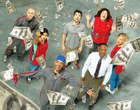 Lucky 7 cast 2