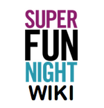 Super Fun Night Wiki Wordmark Affiliates