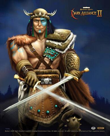 File:Baldur's Gate- Dark Alliance II - Dorn Redbear.jpg
