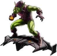Marvel- Avengers Alliance - Green Goblin