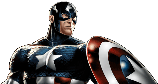 File:Marvel- Avengers Alliance - Dialogue Artwork - Captain America (Classic Costume).png