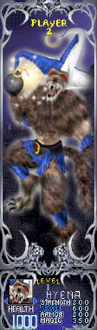 File:Gauntlet Dark Legacy - Blue Hyena (Player 2).PNG