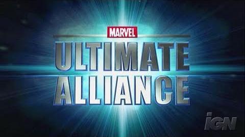 Marvel Ultimate Alliance - Thor