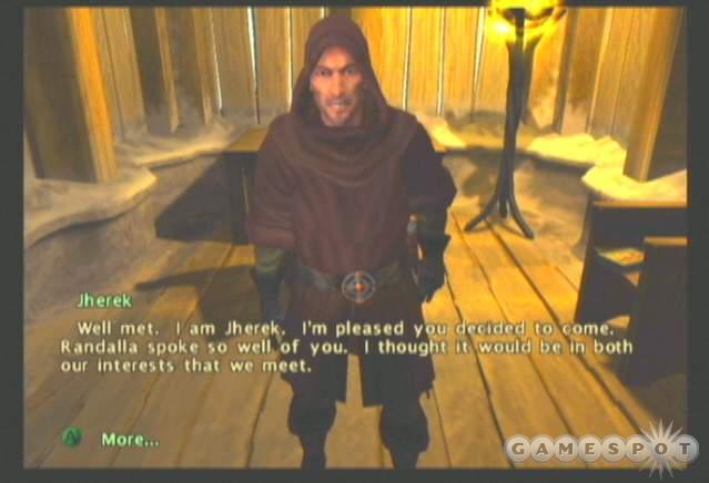 Baldur's Gate- Dark Alliance II - Jherek