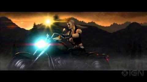 Mortal Kombat (2011) - Endings - Sonya Blade
