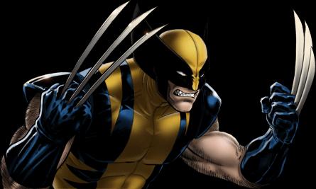 Marvel- Avengers Alliance - Dialogue Artwork - Wolverine