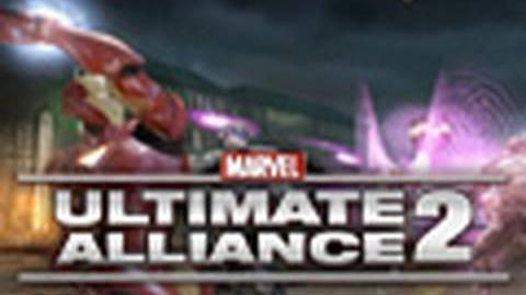 Marvel Ultimate Alliance 2 - Black Panther