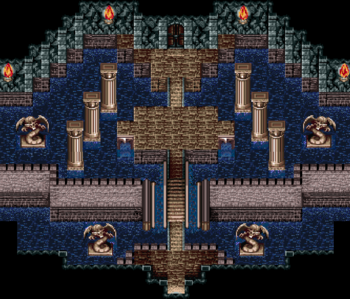 Shrine to alunze kingdom