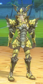 Gemini Zodiac Armor (M)