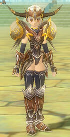 Taurus Zodiac Armor (F)