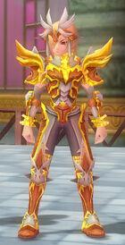 Virgo Zodiac Armor (M)