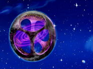 Loonatics planet blanc 1
