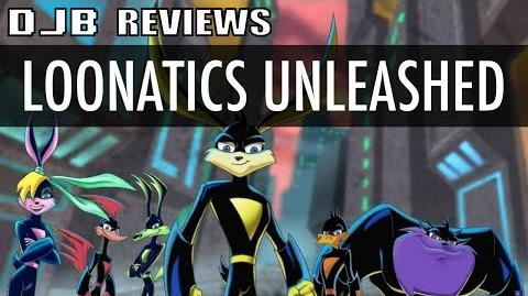 DJB Reviews Loonatics Unleashed