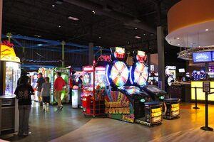 Engage Arcade