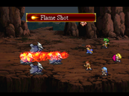 Flame Shot Eternal Blue Complete