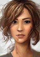 Linh Cinder Portrait