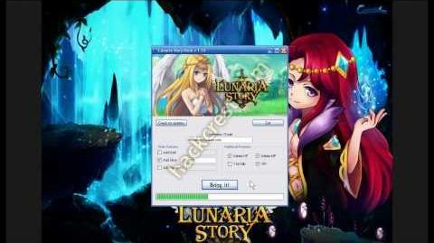 Lunaria Story Hack March 2014