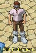 NPC Old Fisherman